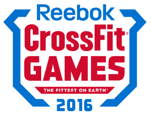 Crossfit Games Logo 2016